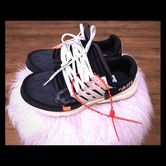 online store e189d 51615 Nike Presto The Ten Off White. M 5c36c1fd03087cca31ca60c0